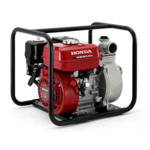 Honda productos Std. Gasolina