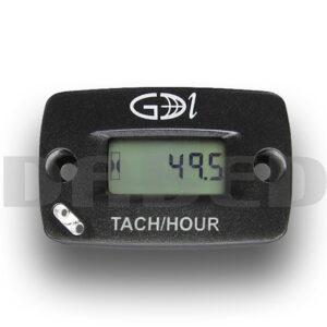 Horómetro - Tacómetro para motores a gasolina